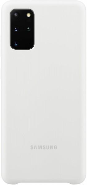 Samsung Silicone Cover EF-PG985 für Galaxy S20+, White