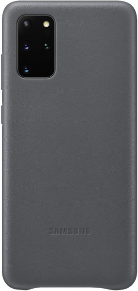 Samsung Leather Cover EF-VG985 für Galaxy S20+, Gray