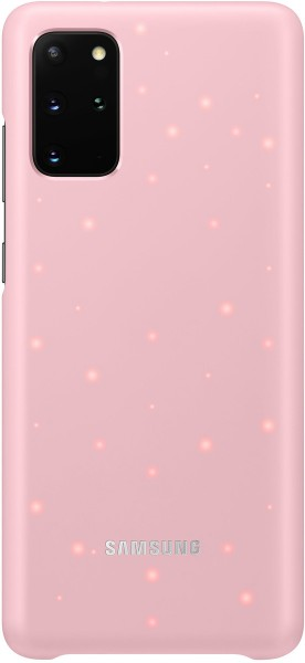 Samsung LED Cover EF-KG985 für Galaxy S20+, Pink