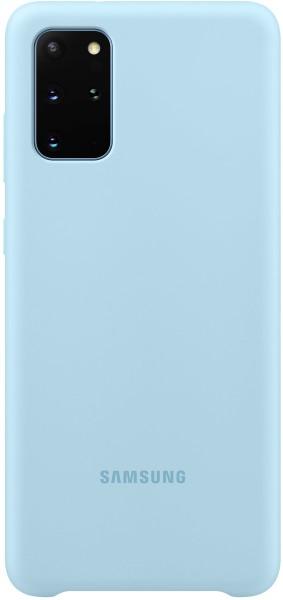 Samsung Silicone Cover EF-PG985 für Galaxy S20+, Sky Blue